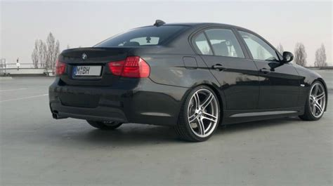 Bmw E90 Facelift Tieferlegen by 330d Lci Bmw M Performance 3er Bmw E90 E91 E92