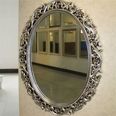 Framed Oval Bathroom Mirror by Pin By Alisha On My Home