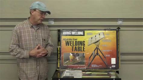 harbor freight welding table harbor freight welding table review 49