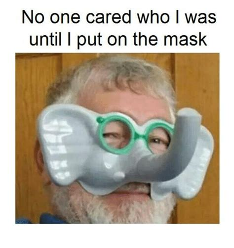 nobody cared funny the mask memes of 2016 on sizzle america