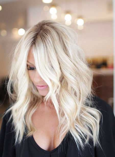 hairstyles for blonde long length hair 34 inspiring blonde mid length hairstyles hairstyles