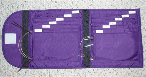 knitting needle cases stumbling chaos info on my circular knitting