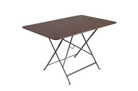 Table Bistro Fermob 117 X 77 with Table Bistro M 233 Tal 117 X 77 Cm Fermob