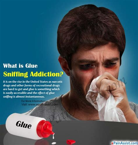 What Happens When You Detox From Drugs by Glue Sniffing Addiction Effects Symptoms Treatment