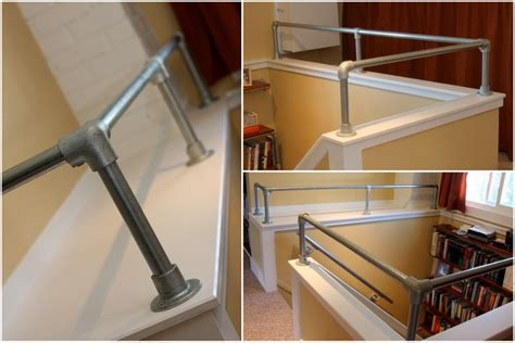 Pipe Interior by Interior Industrial Pipe Handrail