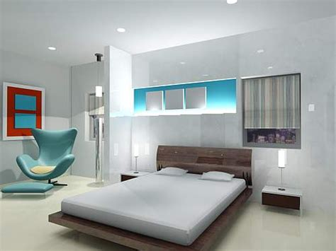 Bedroom Interior Design by Calming Paint Colors For More Relaxing Atmosphere Traba