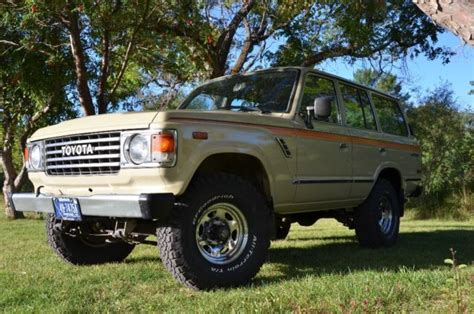 old gas ls for sale 1983 toyota fj60 ls v8 fuel injected for sale photos