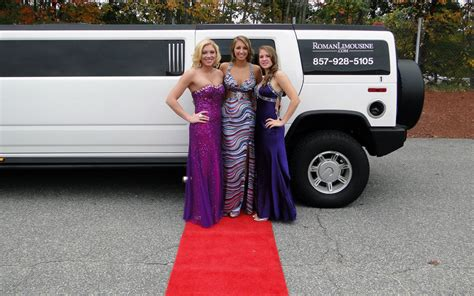 Limousine Rental For Prom by Prom Homecoming Limo Rentals In Boston Ma Hire A Luxury