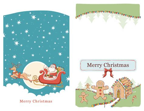 christmas card template card templates
