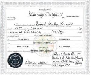 Pehampav las vegas marriage certificate image