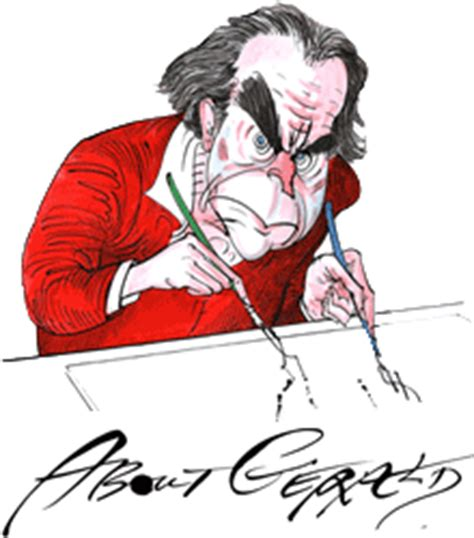 Home And Design News by The Official Gerald Scarfe Website Buy Signed Prints Amp Books