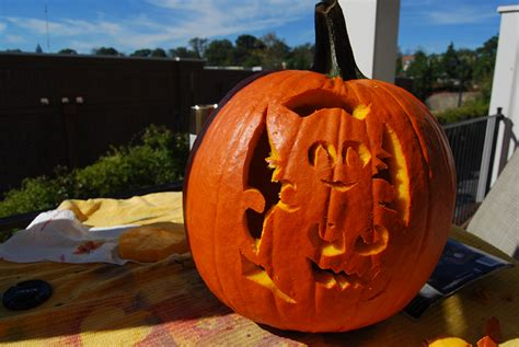 how to carve a pumpkin the home depot community