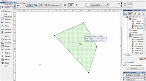 Comment Calculer Une Superficie 5335 by Comment Calculer Une Surface Sur Archicad