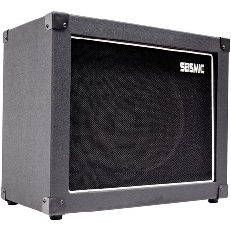 12 guitar speaker cabinet seismic audio 12 quot guitar speaker cabinet empty 1x12 cab
