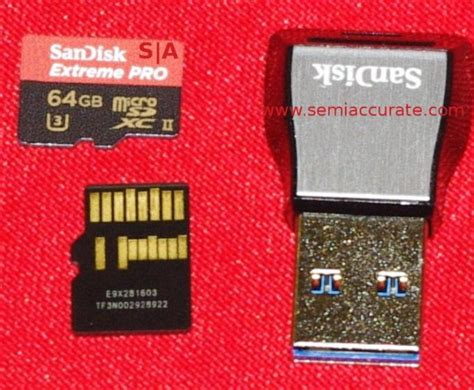 Micro Sd Uhs 2 Sandisk Releases A 128gb Uhs Ii Micro Sd Card Semiaccurate