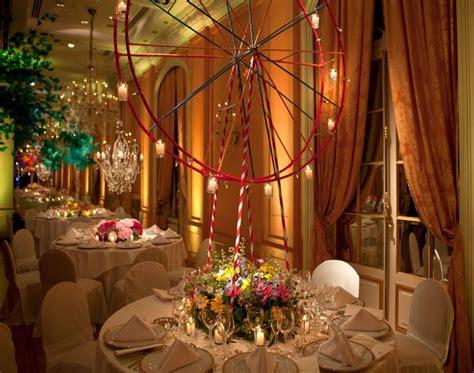 arreglos de salon para boda decoraci 243 n de mesas con flores naturales fotografia