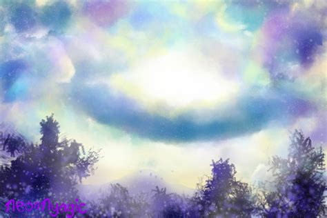 colorful clouds colourful clouds pictures to pin on pinsdaddy