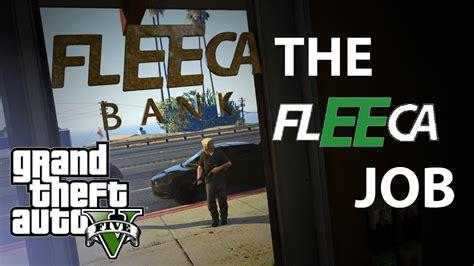 fleeca job gta  youtube