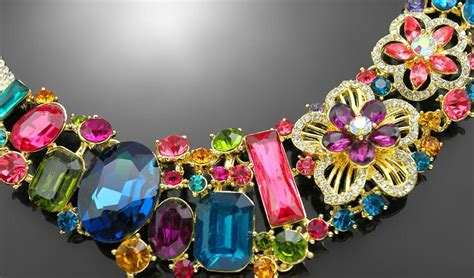 colorful jewelry colorful gems jewelry set xcitefun net