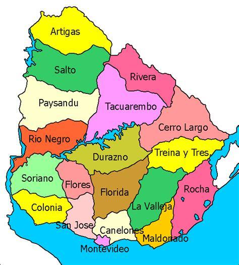 imagenes satelital del uruguay image gallery mapa uruguay