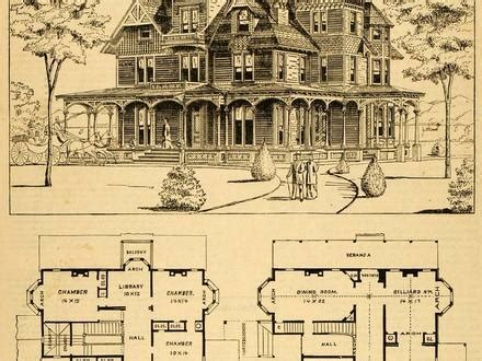 Craftsman Farmhouse Plans old mansion floor plans mexzhouse com