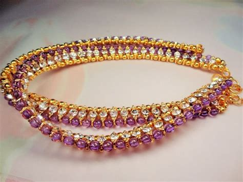 Handmade Payal - 36 best images about fashion anklet on anklet