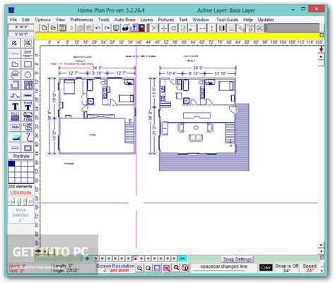 home designer pro blueprints home plan pro free download