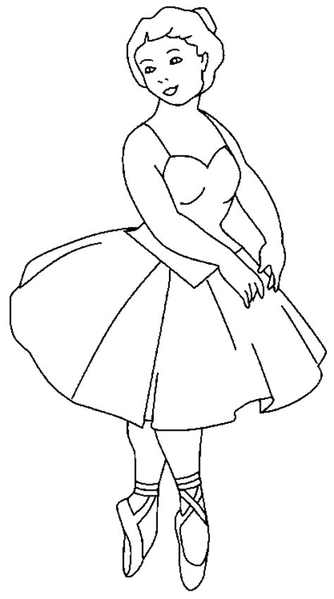 coloring pages for ballerina ballerina coloring pages coloringpagesabc com