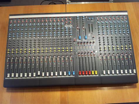 Mixer Allen Heath Gl allen heath gl2200 424 image 588678 audiofanzine