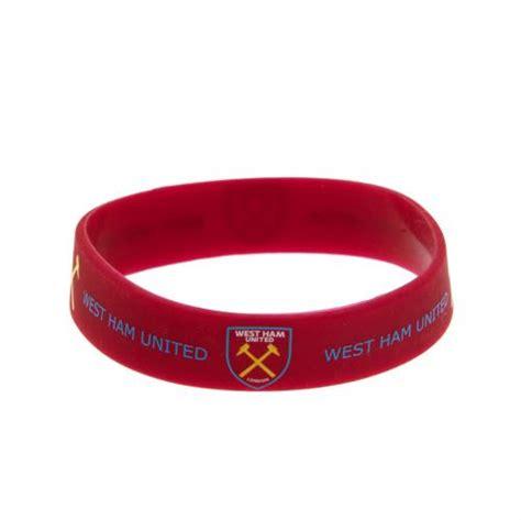 Manchester City Silicone Wristband west ham united silicone wristband