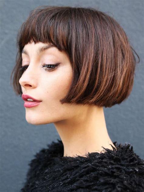 coupe de cheveux femme quarantaine coupe au carr 233 court en 20 id 233 es styl 233 e ultra tendance et tr 232 s 233 l 233 gante