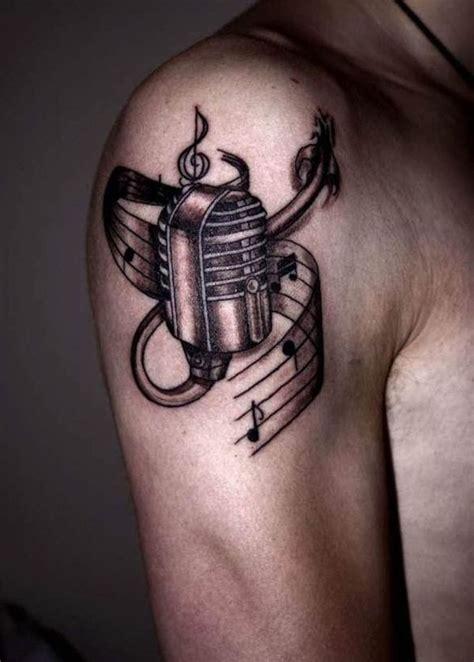 house music tattoo designs 78 music tattoos designs mens craze