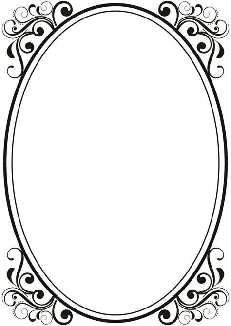 design frame outline line border designs clipart panda free clipart images