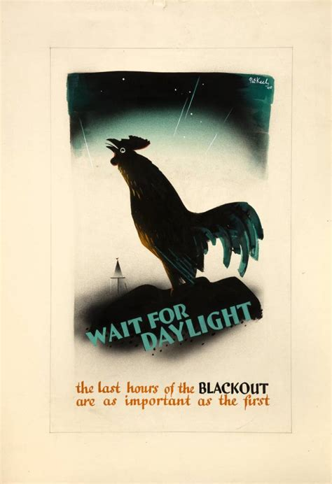 world war 2 posters blackout the glorious ww2 posters of patrick cokayne keely