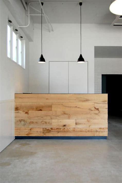 le comptoir en bois recycl 233 est une tendance 224