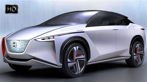 2020 nissan electric 2020 nissan imx all wheel drive electric suv concept
