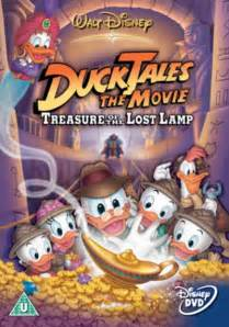 ducktales the treasure of the lost l dvd