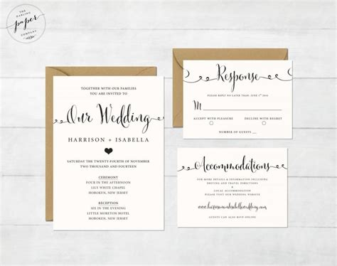 Gift Card For Cheap - wedding invitations with rsvp cards cheap infoinvitation co