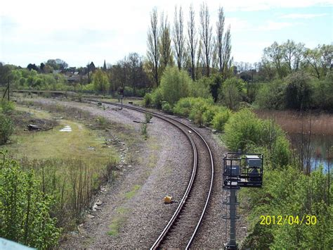 www march on line photographs wisbech rail reopening caign