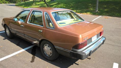 how petrol cars work 1984 ford tempo parental controls 1984 ford tempo gl 2 0 diesel survivor great shape rare 5 speed turn key for sale ford