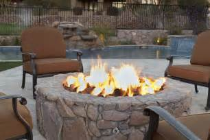 The Fire Pit by Choosing An Outdoor Fire Pit