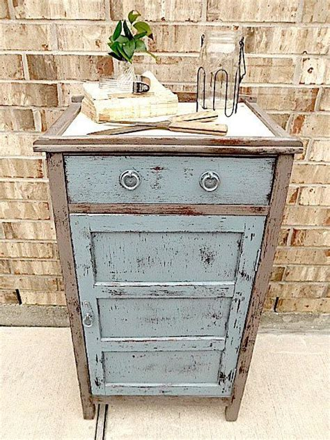 antique wooden jelly cupboard kitchen cabinet upcycled