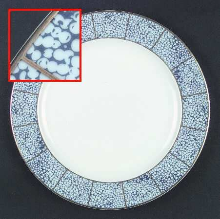arabesque china pattern sango arabesque blue at replacements ltd