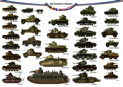 ww2 military vehicles tanks posters the western caign may 1940 ww2