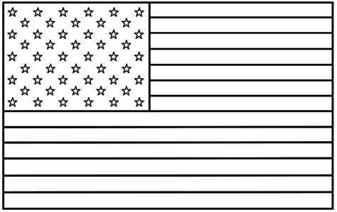 flag day coloring pages printable free large images
