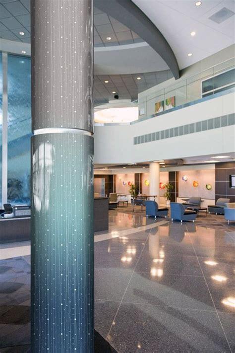 interior design architecture inspiration hotel design contemporary modern column covers by