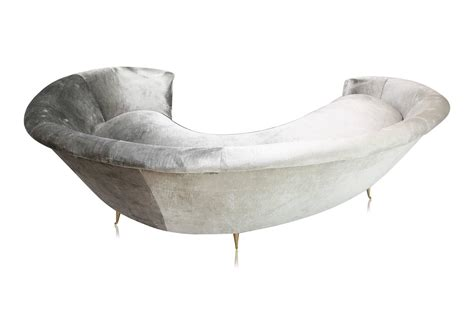 high end sofas for sale curved high end sofa for sale at 1stdibs