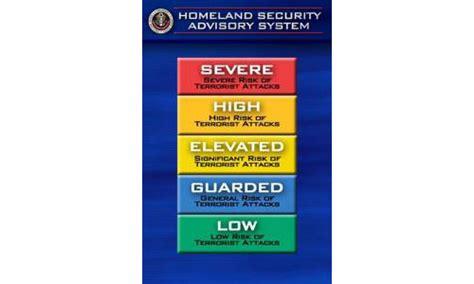 terror alert colors threat level ff9900 hilobrow