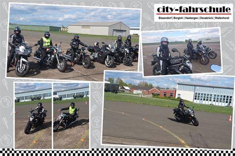 Motorrad Sicherheitstraining Diepholz by Fahrschule
