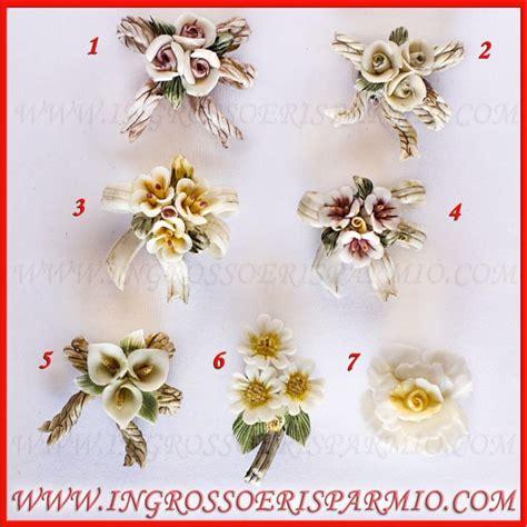 fiori capodimonte calamite fiore calla bouquet capodimonte ingrosso e
